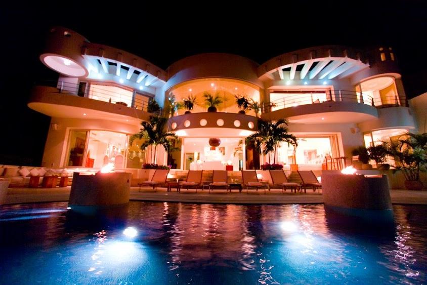 Esplendora villa vacation rentals boutique villas puerto vallarta punta mita sayulita - Villa reve puerto vallarta ...